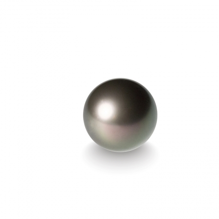 An unmounted Tahitian cultured pearl